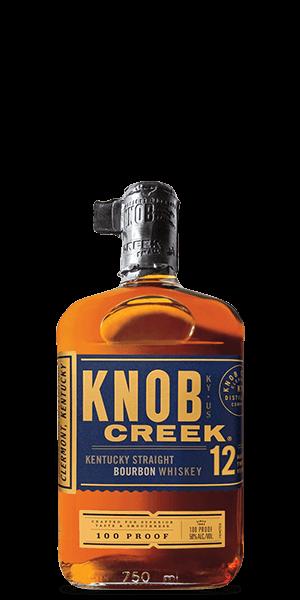 Knob Creek 12 Year Old Bourbon