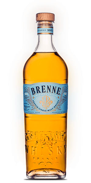 BRENNE French Single Malt Whisky - Estate Cask