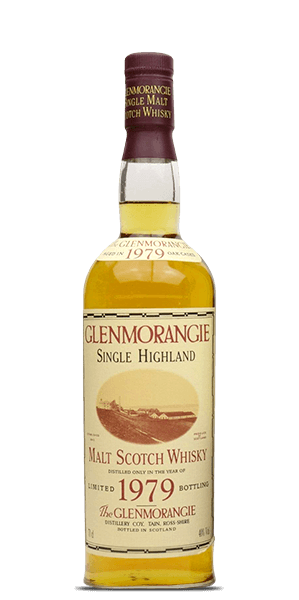 Glenmorangie 1979 / Bottled in 1995
