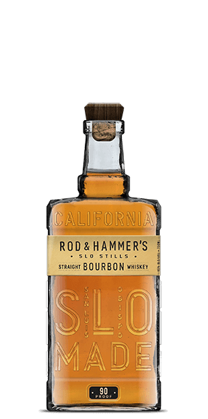 Rod & Hammer's Straight Bourbon