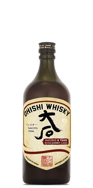 Ohishi 8 Year Old Sherry Cask