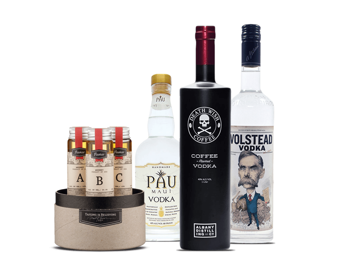 The Boozy World Of Vodka