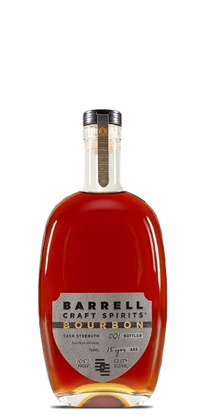 Barrell Bourbon 15 Year Old Cask Strength