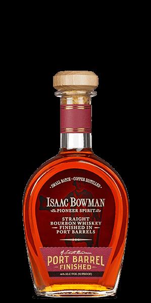 Isaac Bowman Port Barrel Finished Bourbon