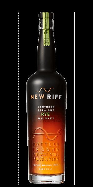 New Riff Straight Rye