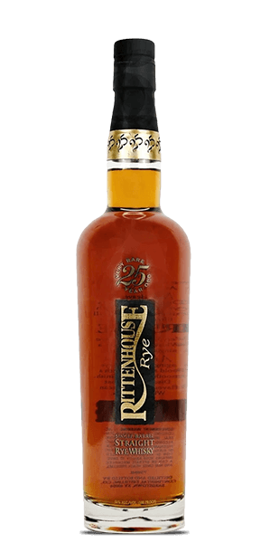 Rittenhouse Single Barrel Rye 25 Year Old Barrel #3