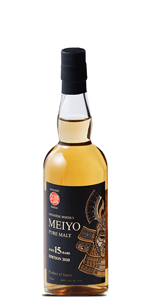 Meiyo Pure Malt 15 Year Old Japanese Whisky