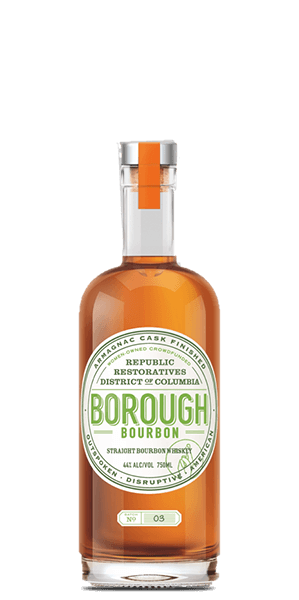 Borough Bourbon Batch 3