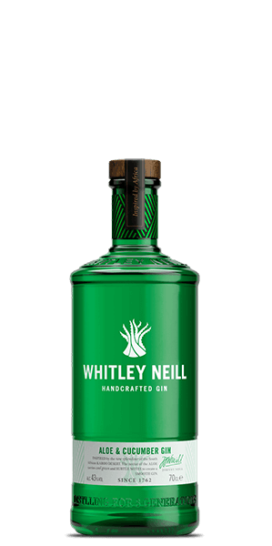 Whitley Neill Aloe & Cucumber Handcrafted Dry Gin