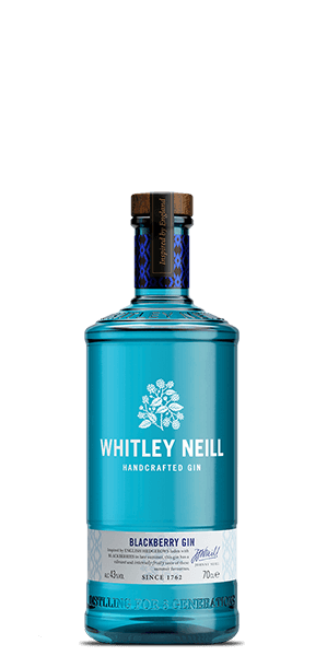 Whitley Neill Blackberry Handcrafted Gin