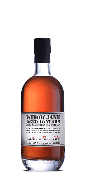 Widow Jane 10 Year Old Straight Bourbon Whiskey