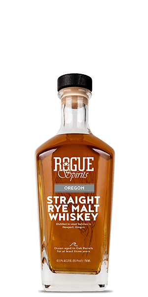 Rogue Spirits Oregon Rye Malt Whiskey