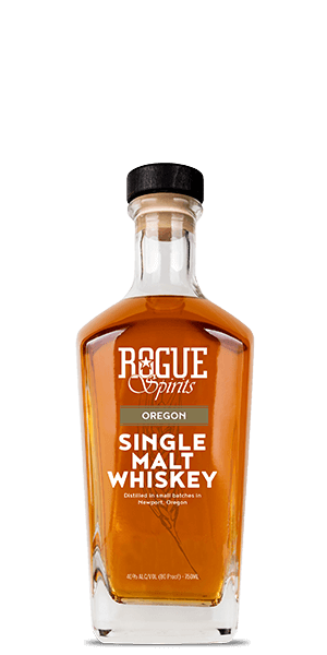 Rogue Spirits Oregon Single Malt Whiskey