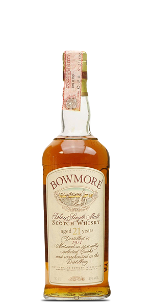 Bowmore 21 Year Old 1971