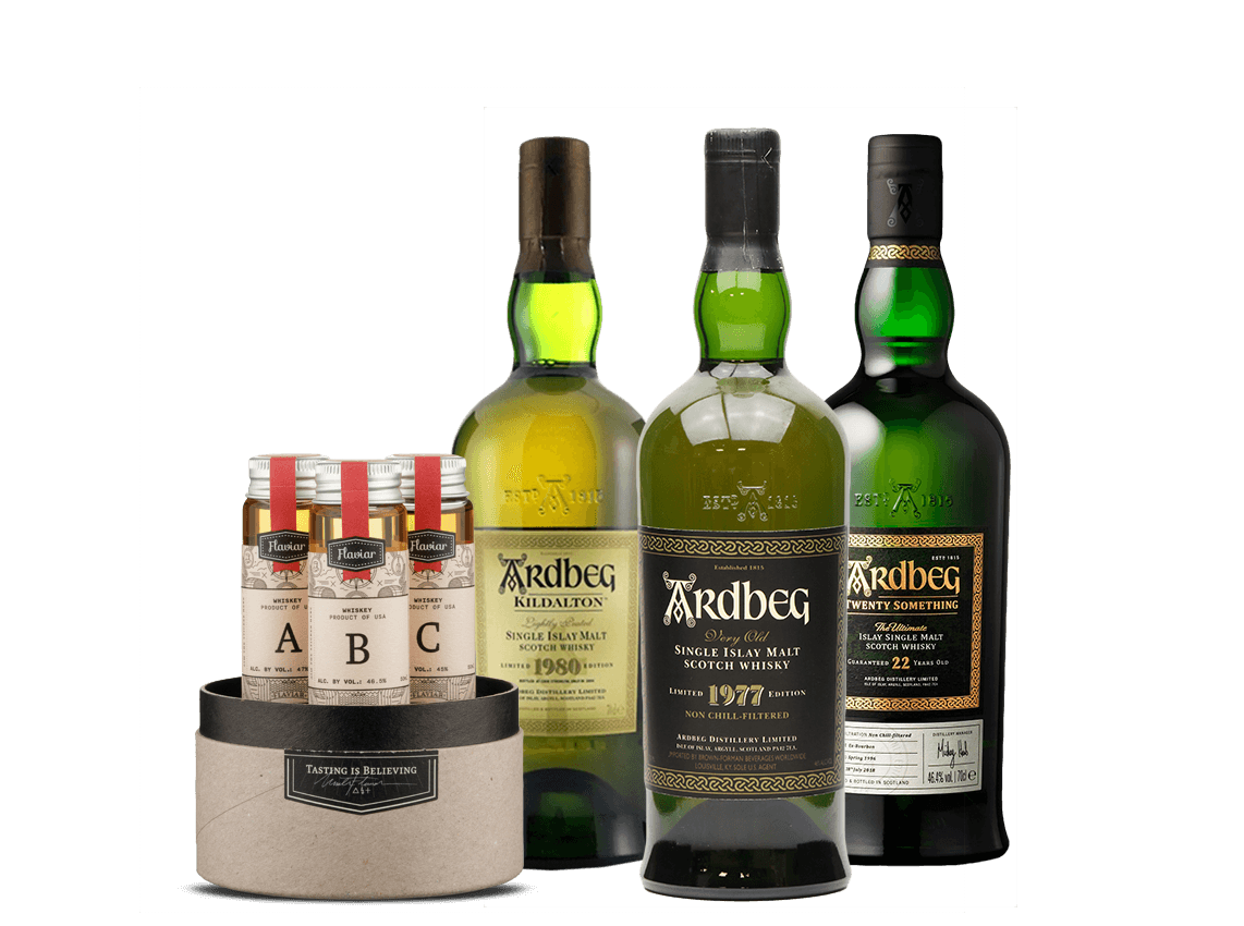 Vault Selection LXIX The Ardbeg Three
