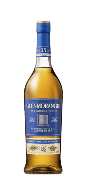 Glenmorangie The Cadboll Estate 15 Year Old