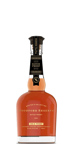 Woodford Reserve Batch Proof Bourbon 2019 Release