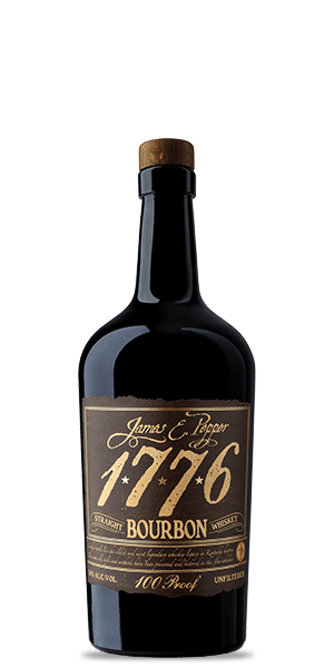 James E. Pepper 1776 100 Proof Bourbon Whiskey