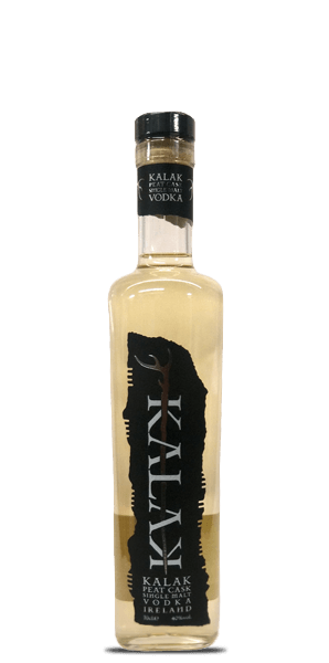 Kalak Peat Cask Irish Single Malt Vodka