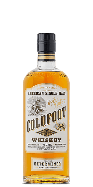 Coldfoot American Single Malt Whiskey