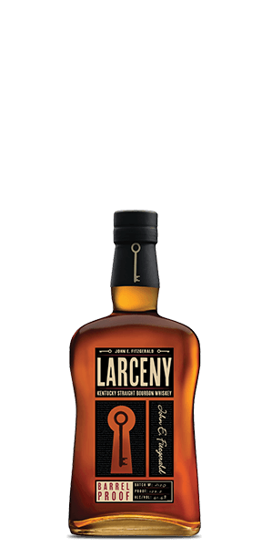 John E. Fitzgerald Larceny Barrel Proof Batch A120