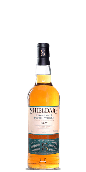Shieldaig Islay Single Malt Whisky