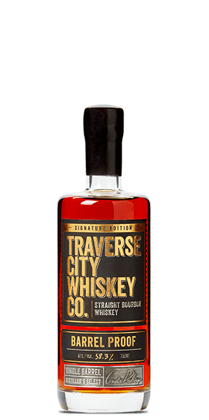 Traverse City Barrel Proof Bourbon