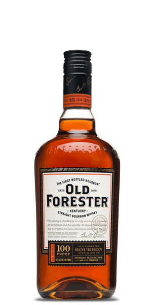 Old Forester Signature Bourbon 100 Proof