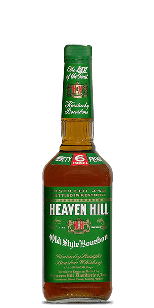 Heaven Hill 6 Year Old Green Label
