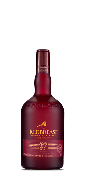Redbreast 27 Year Old Ruby Port Casks