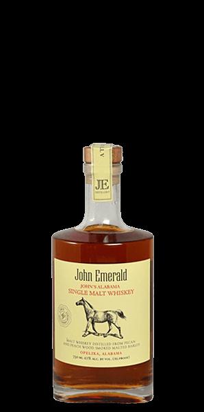 John Emerald Alabama Single Malt Whiskey