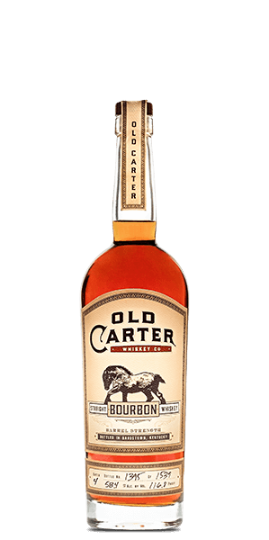 Old Carter Bourbon Batch 4