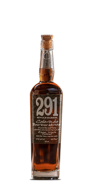 291 Colorado Small Batch Bourbon Whiskey