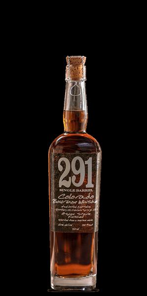 291 Colorado Single Barrel Bourbon Whiskey
