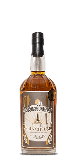 Golden Moon Principium Colorado Single Malt Whiskey