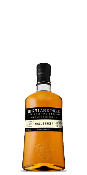 Highland Park Wall Street 13 Year Old