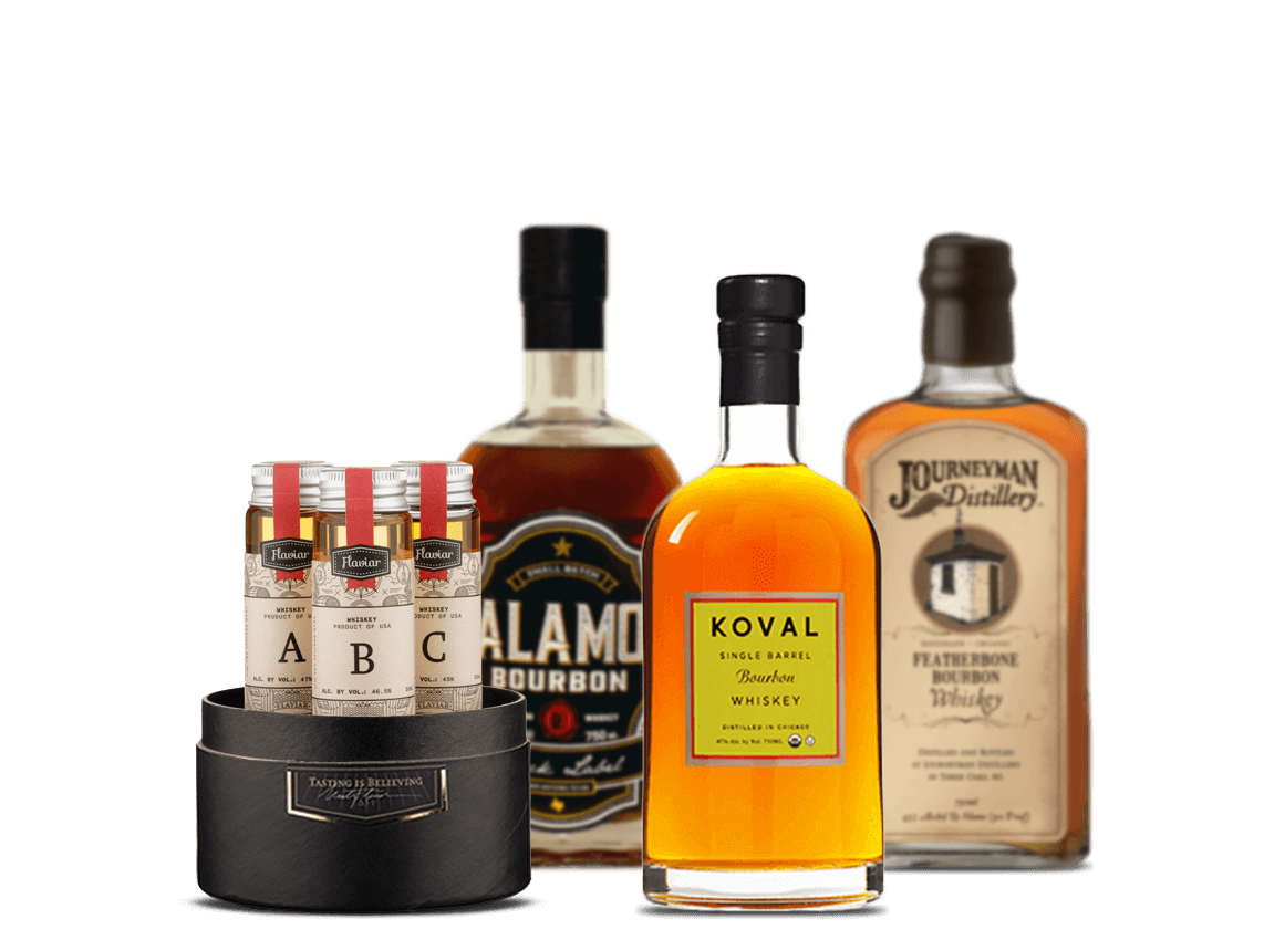 The Craft Side Of Bourbon