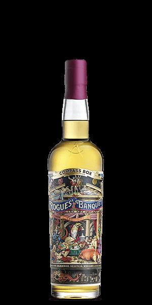Compass Box Rogues' Banquet Scotch Whisky