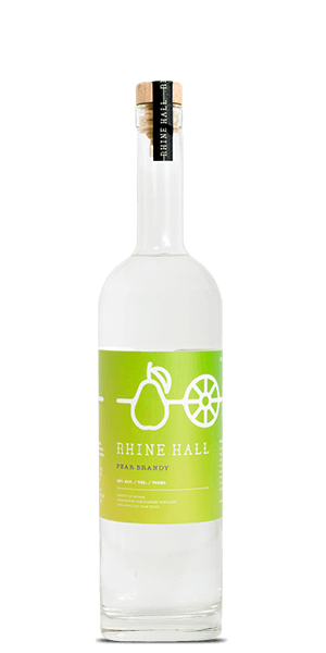Rhine Hall Pear Brandy