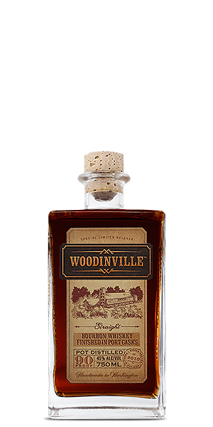 Woodinville Bourbon Port Cask Finish