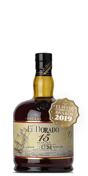 El Dorado 15 Year Old (43%)