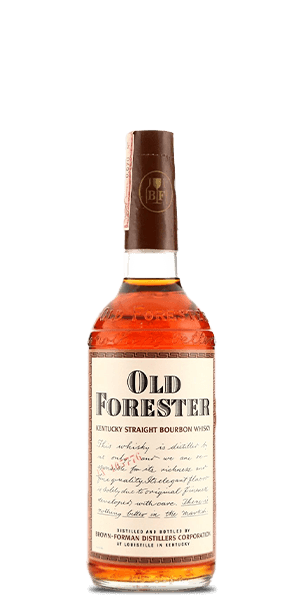 Old Forester 1966