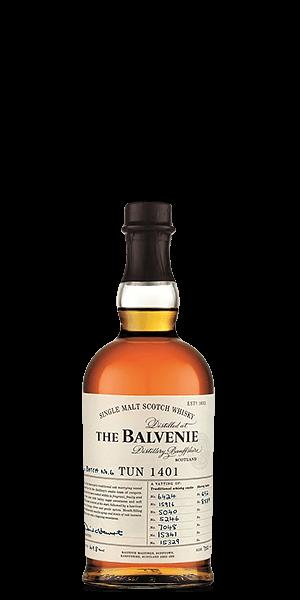 Balvenie Tun 1401 Batch 6