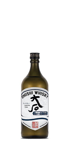 Ohishi 10 Year Old Brandy Cask Whisky