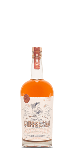Coppersea Excelsior Straight Bourbon Whisky