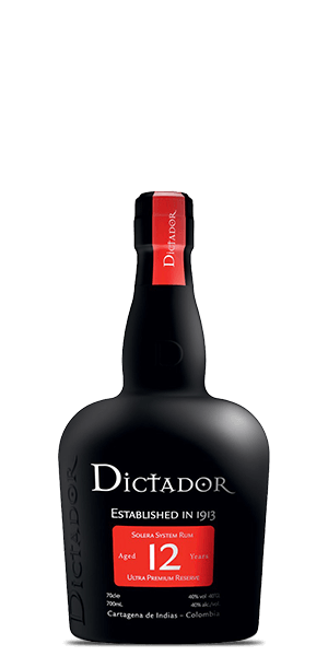 Dictador 12 Year Old Solera System Rum