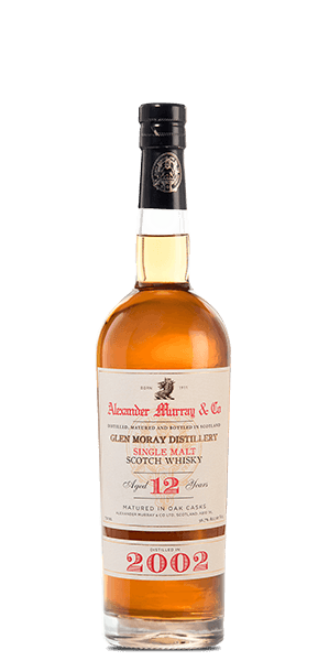 Alexander Murray Glen Moray 12 Year Old 2002