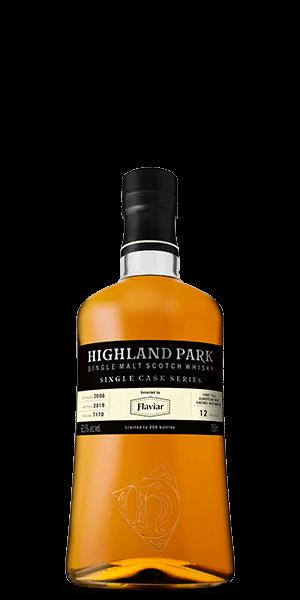 Highland Park 12 Year Old Flaviar Edition 2020