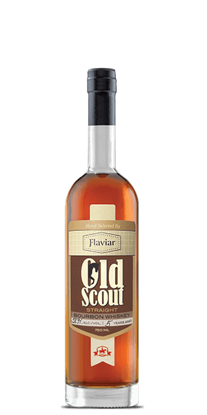 Smooth Ambler Old Scout 5 Year Old Single Barrel Bourbon Flaviar Edition 2020