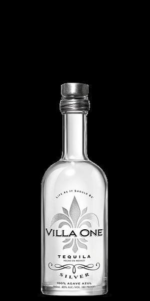 Villa One Tequila Silver